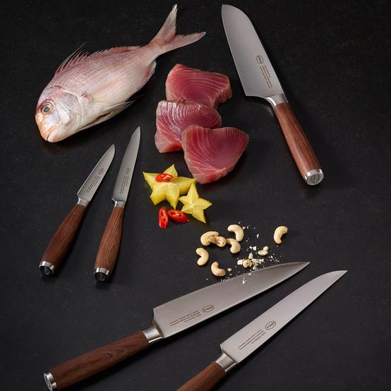 Masterclass Serrated Universal Knife