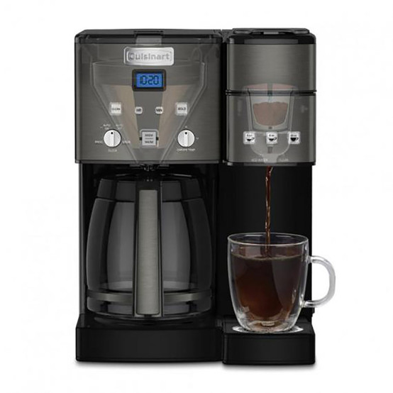 Coffee Center™ (Black Stainless)