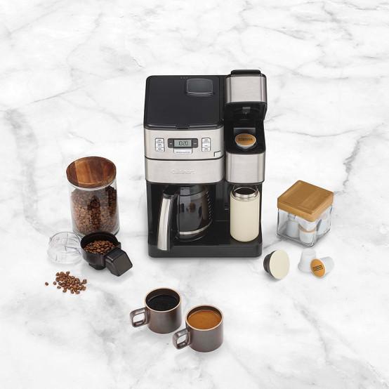 Coffee Center™ Grind & Brew Plus