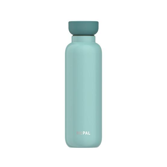 Medium Ellipse Insulated Water Bottle in Nordic-Green