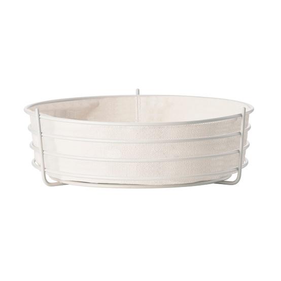 Singles Bread Basket in Warm Grey