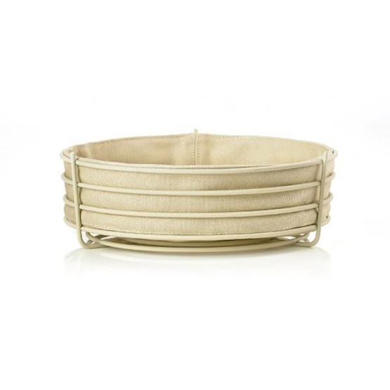 Singles Bread Basket in Limestone