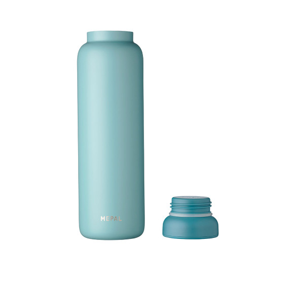Large Ellipse Insulated Water Bottle in Nordic-Green