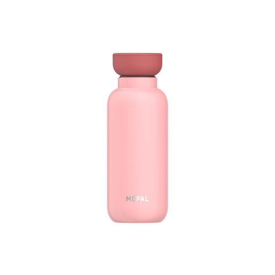 Small Ellipse Insulated Water Bottle in Nordic-Pink