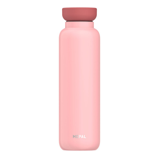 Large Ellipse Insulated Water Bottle in Nordic-Pink