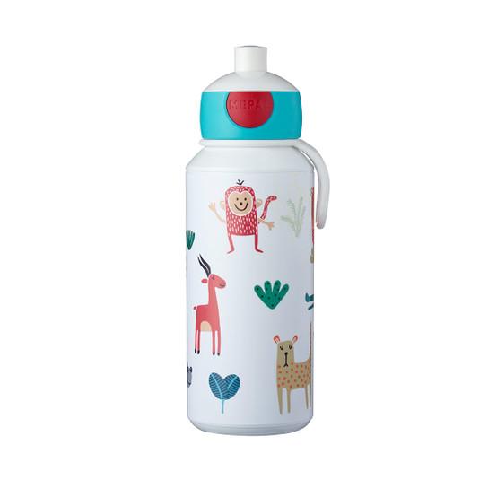 CAMPUS Pop-Up Bottle - Animal Friends