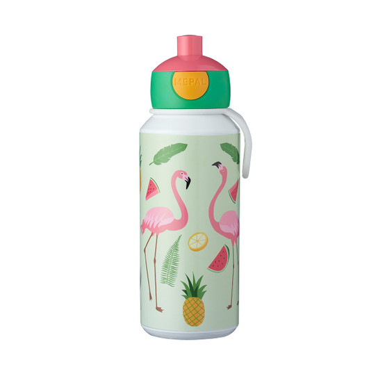 CAMPUS Pop-Up Bottle - Tropical Flamingo