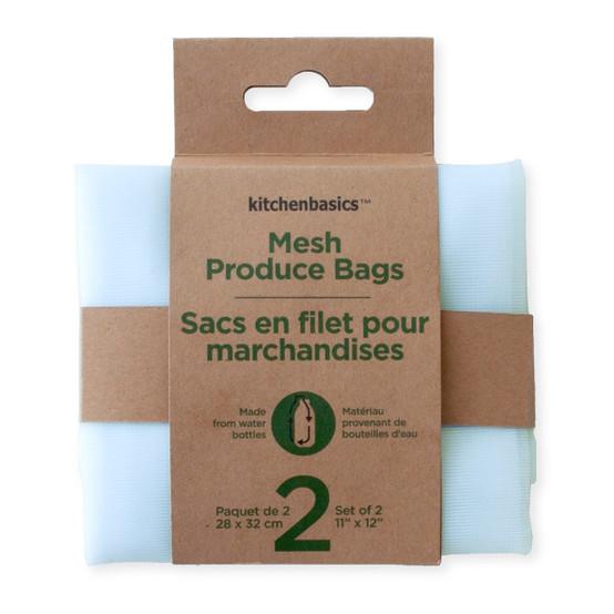 Set of 2 Mesh Produce Bags