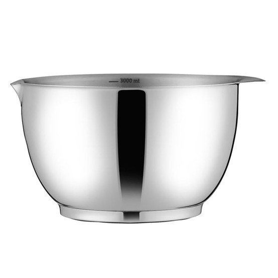 Margrethe Stainless Steel Mixing Bowl