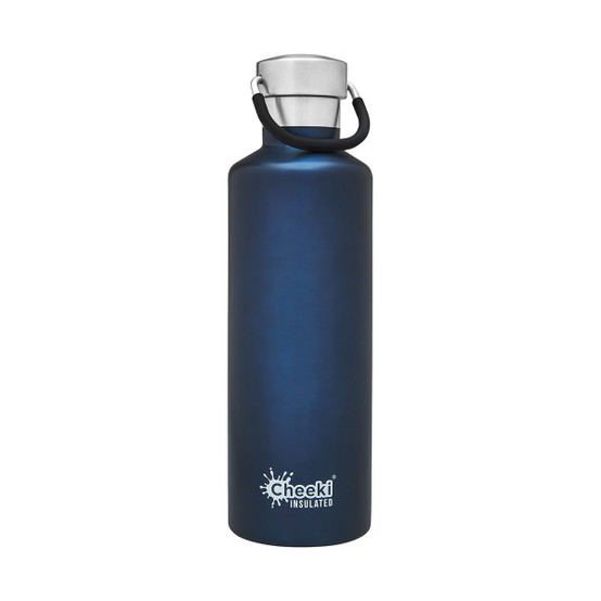 Stainless Steel Insulated Classic Bottle in Ocean