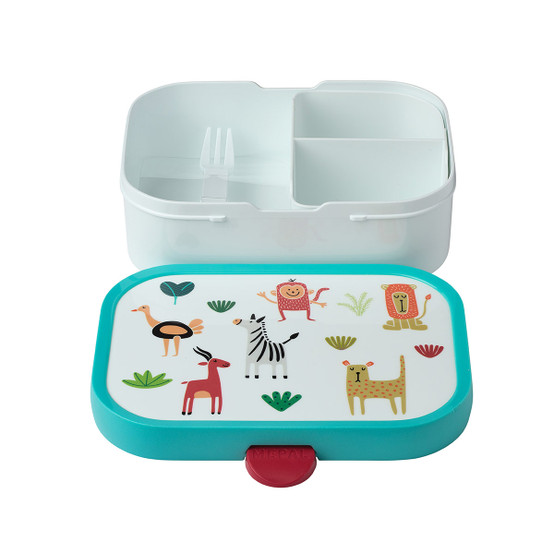 CAMPUS Lunch Box - Animal Friends