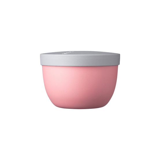 12 Oz Ellipse Snack Pot in Nordic-Pink