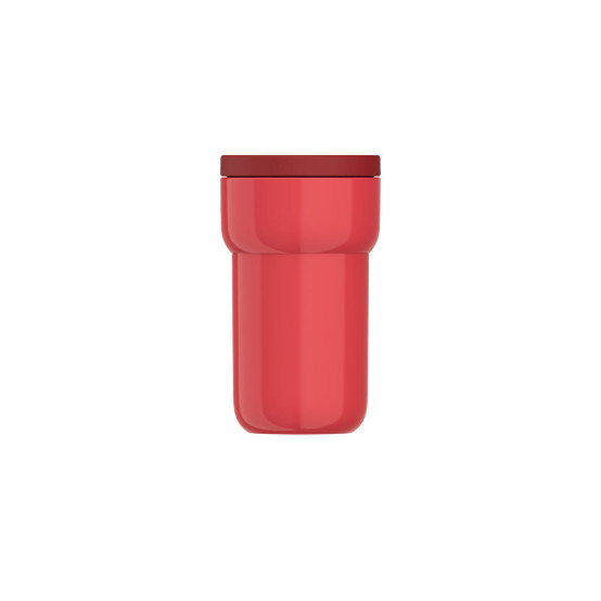 Small Ellipse Travel Mug in Nordic-Red