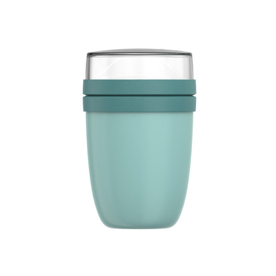 Ellipse Insulated Lunchpot in Nordic-Green