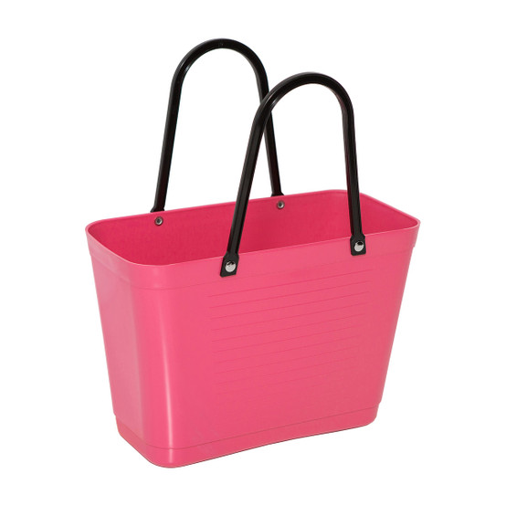 Small Eco Bag in Tropical-Pink