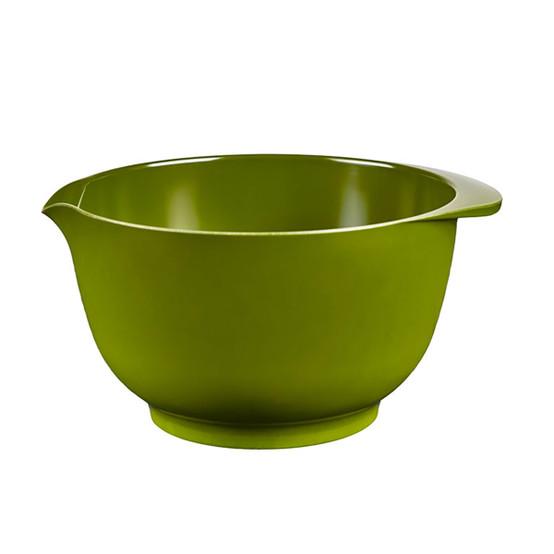 Margrethe 3.1 Quart Mixing Bowl in Olive