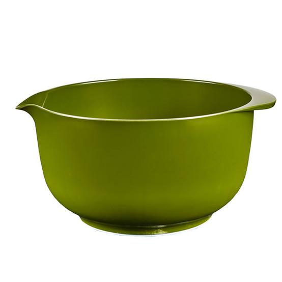 Margrethe 4.2 Quart Mixing Bowl in Olive