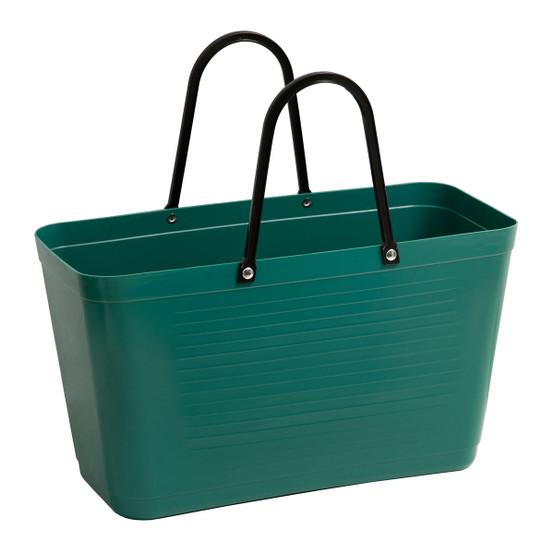 Large Eco Bag in Dark-green