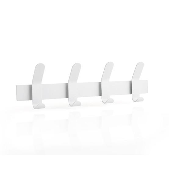 A-Rack Coat Rack in White