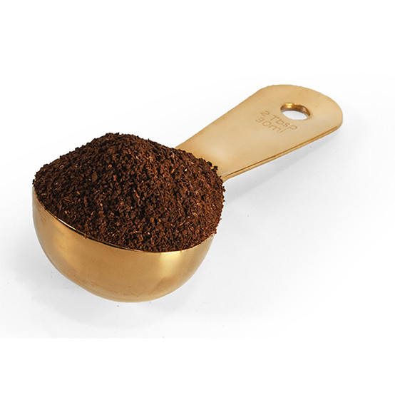 2 Tablespoon Measuring Spoon in Gold