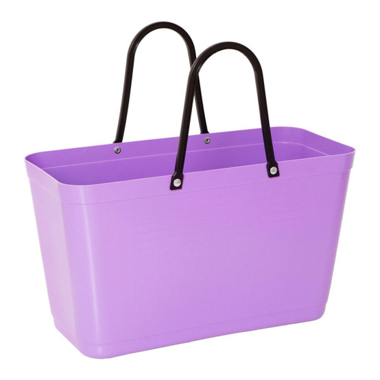 Large Eco Bag in Purple