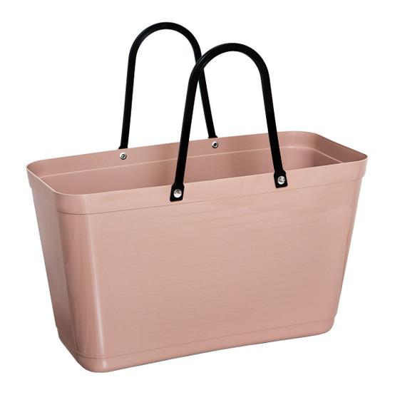 Large Eco Bag in Nougat