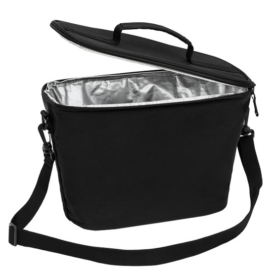 Small Eco Cooler Bag in Black