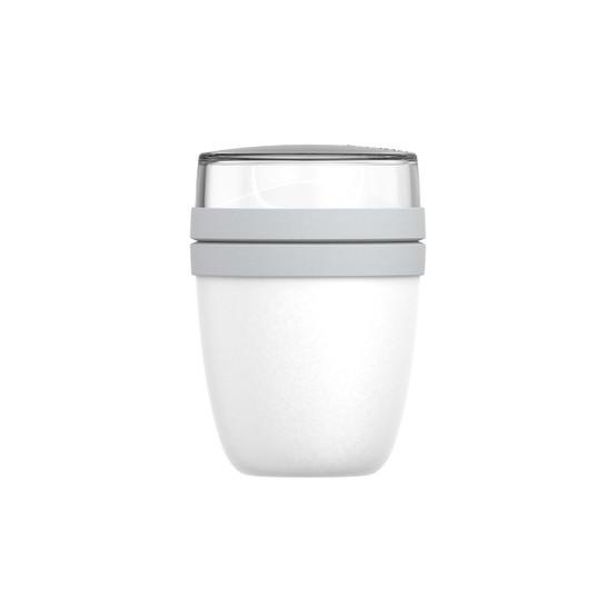 Ellipse Mini Lunchpot in White