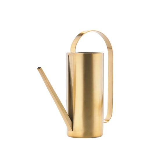 Watering Can (Brass Finish)