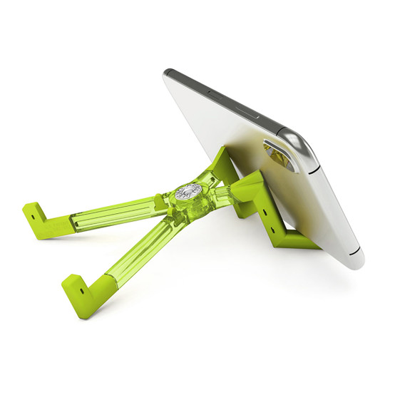 Phone Stand in Lime