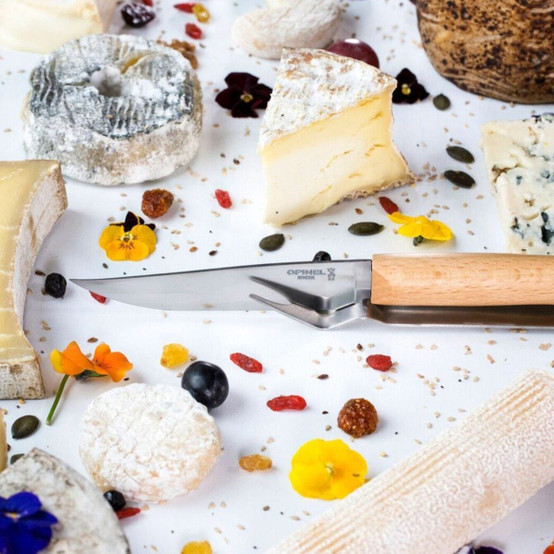 Cheese Set with Knife and Fork