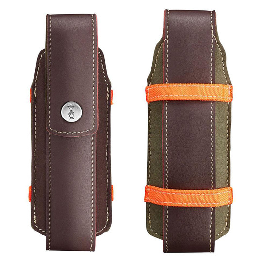 Large Outdoor Knife Sheath in Brown