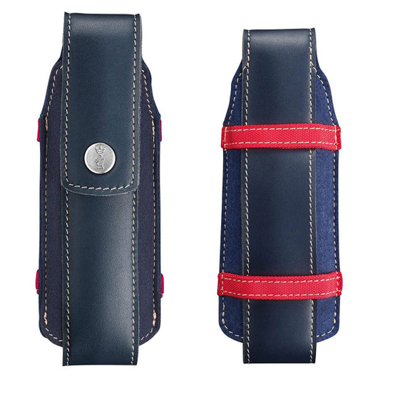 Large Outdoor Knife Sheath in Blue