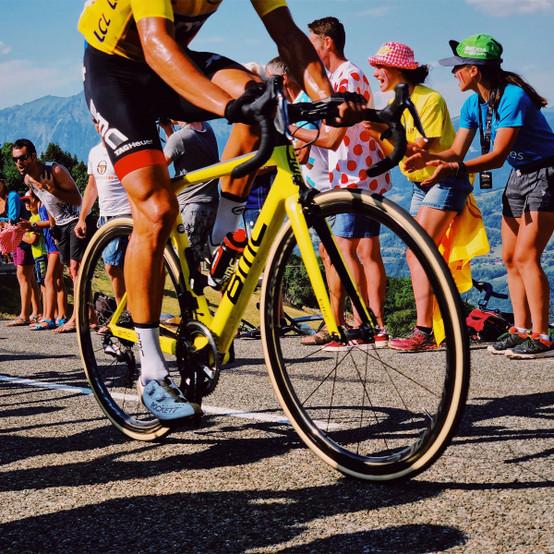 N°8 Tour de France Pocket Knife - Peloton
