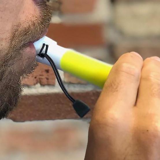 N°8 Outdoor Pocket Knife in Lime