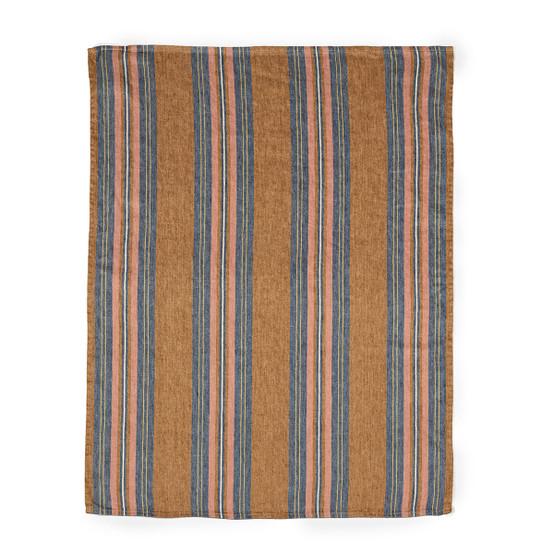 Olympia Guest towel in Stripe