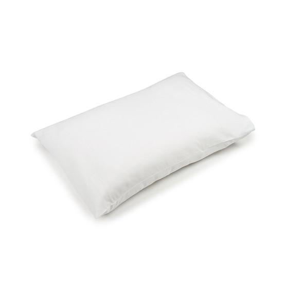 Madison King pillow case in white