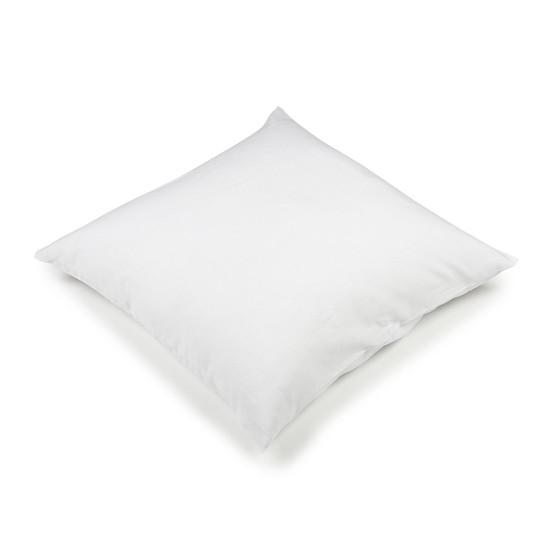 madison standard pillow case in white