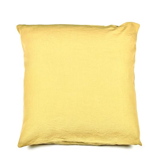 Madison King Pillow Case in Dijon