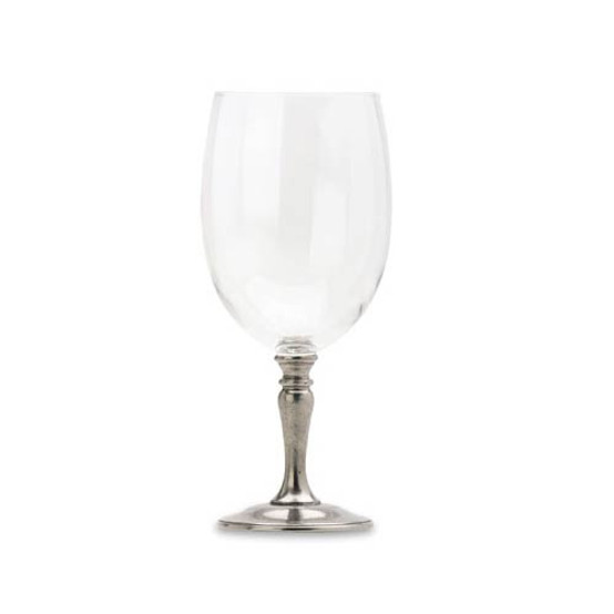 Water Glass, Crystal