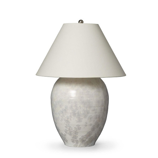 Crystalline Woodstock Lamp in Candent