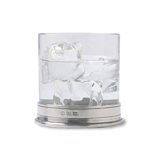 Double Old Fashioned Glass, Crystal