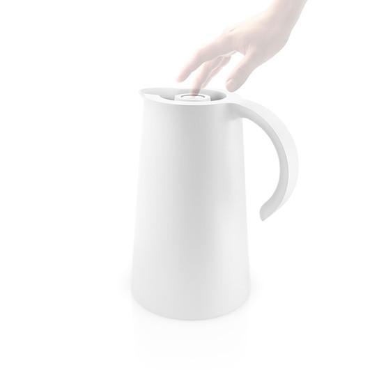 Rise Vacuum Jug In White