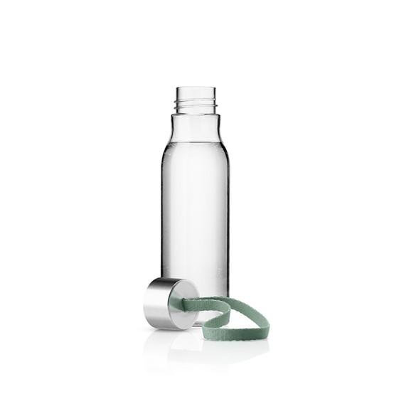 Drinking Bottle In Faded Green