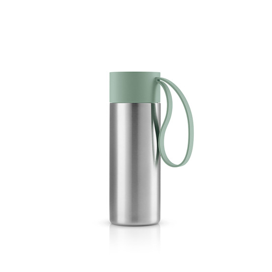 To Go Cup In Faded Green