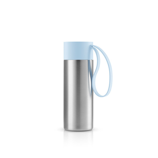 To Go Cup In Soft Blue