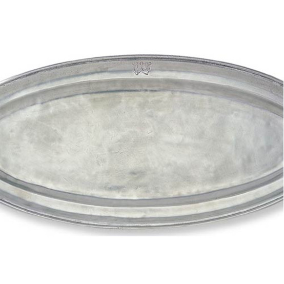 Oval Fish Platter, Lungo