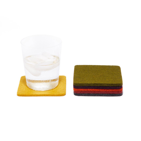 Square Coaster 6 Pack, Provance