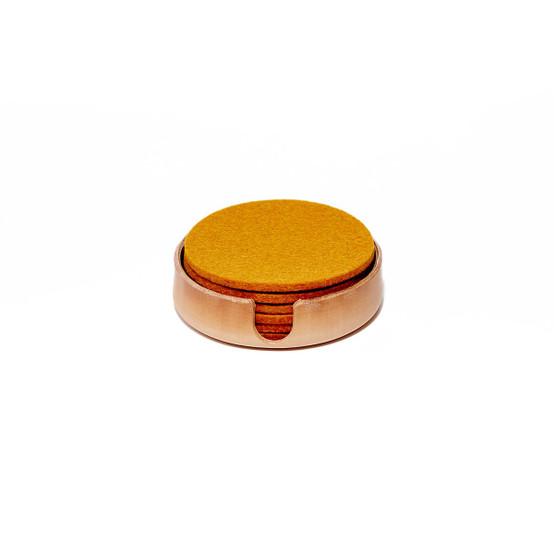 Kobon Round Coaster Holder