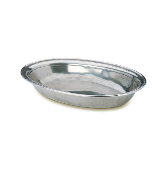 Oval Serving Bowl